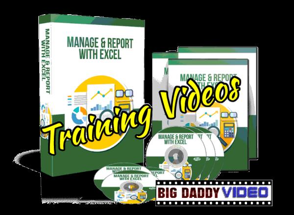 Excel 365 Training Video Series